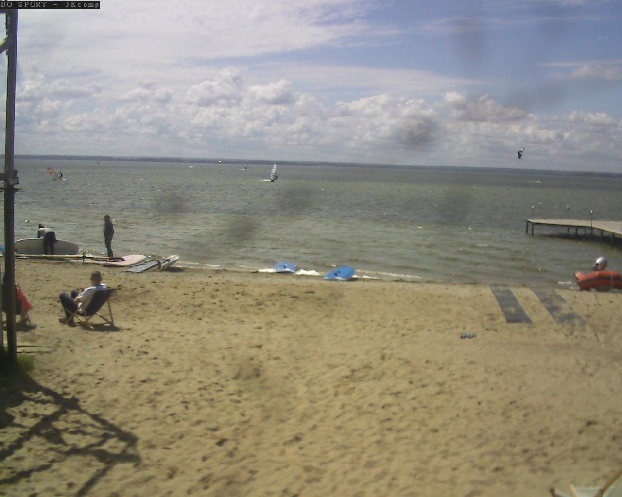 Windsurfing Chalupy - kamera online